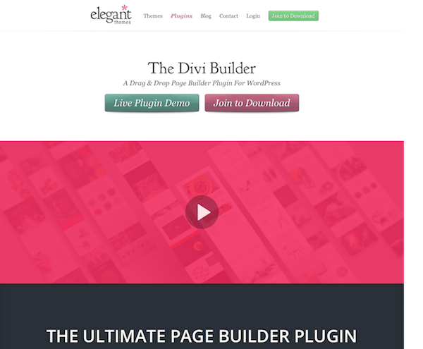 Elegant themes divi builder wordpress plugin mvkoen - Divi builder woocommerce product page ...